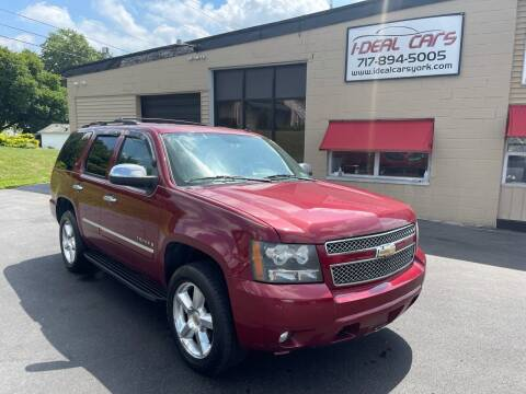 2009 Chevrolet Tahoe for sale at I-Deal Cars LLC in York PA
