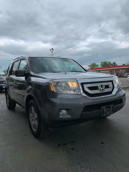2011 Honda Pilot for sale at City to City Auto Sales in Richmond VA