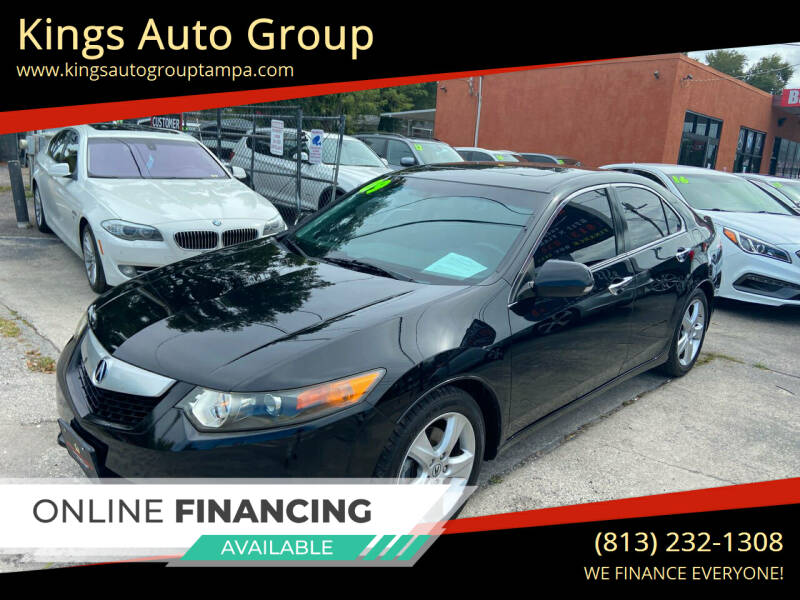 2009 Acura TSX for sale at Kings Auto Group in Tampa FL