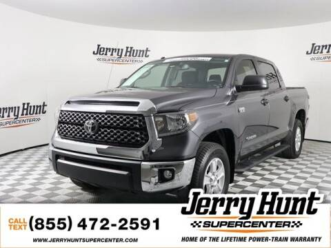 2019 Toyota Tundra for sale at Jerry Hunt Supercenter in Lexington NC