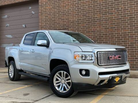 2015 GMC Canyon for sale at Effect Auto Center in Omaha NE