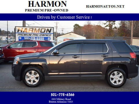 2015 GMC Terrain for sale at Harmon Premium Pre-Owned in Benton AR