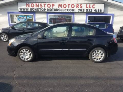 2010 Nissan Sentra for sale at Nonstop Motors in Indianapolis IN