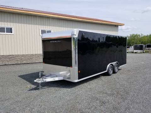 2021 Cargo Pro 8.5x20 7K for sale at Trailer World in Brookfield NS