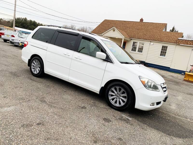 2007 Honda Odyssey for sale at New Wave Auto of Vineland in Vineland NJ