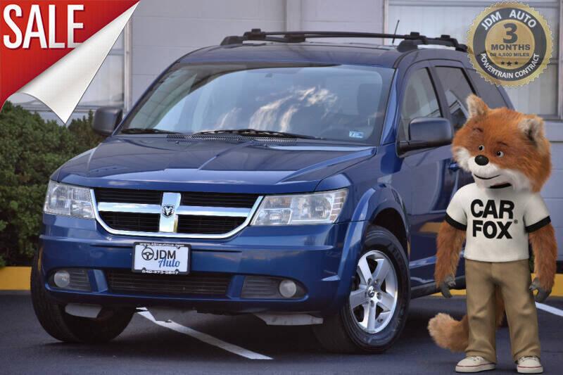 2009 Dodge Journey for sale at JDM Auto in Fredericksburg VA