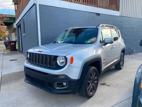2016 Jeep Renegade for sale at Dalton George Automotive in Marietta OH