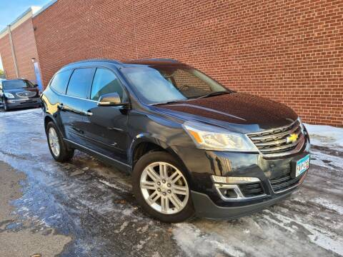 2014 Chevrolet Traverse for sale at Minnesota Auto Sales in Golden Valley MN