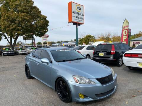 2006 Lexus IS 250 for sale at TDI AUTO SALES in Boise ID