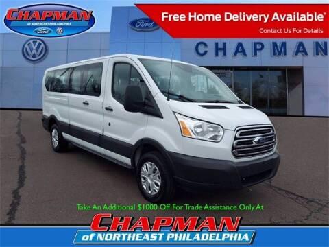 2019 Ford Transit Passenger for sale at CHAPMAN FORD NORTHEAST PHILADELPHIA in Philadelphia PA