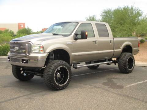 2006 Ford F-250 Super Duty for sale at COPPER STATE MOTORSPORTS in Phoenix AZ