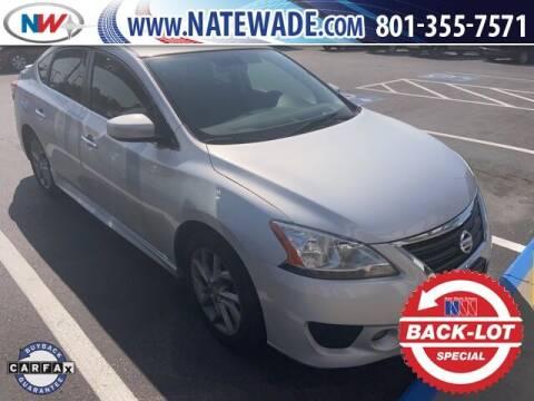 2013 Nissan Sentra for sale at NATE WADE SUBARU in Salt Lake City UT