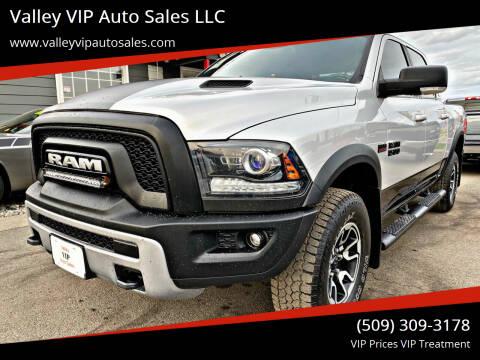 2017 RAM Ram Pickup 1500 for sale at Valley VIP Auto Sales LLC in Spokane Valley WA