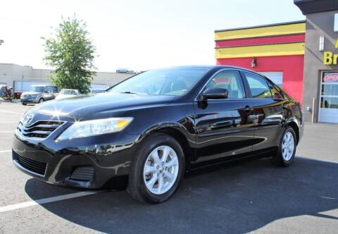 2010 Toyota Camry for sale at L & S AUTO BROKERS in Fredericksburg VA