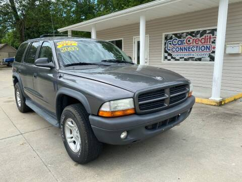 2003 Dodge Durango for sale at Car Credit Connection in Clinton MO