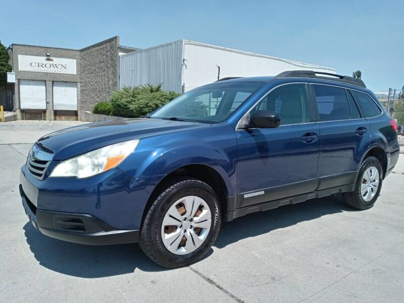 2011 Subaru Outback for sale at AUTOMOTIVE SOLUTIONS in Salt Lake City UT