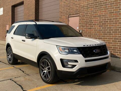 2016 Ford Explorer for sale at Effect Auto Center in Omaha NE