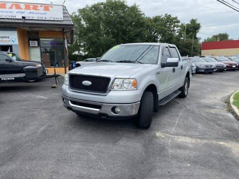 2007 Ford F-150 for sale at CARMART Of New Castle in New Castle DE