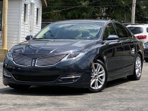 2014 Lincoln MKZ for sale at Kugman Motors in Saint Louis MO