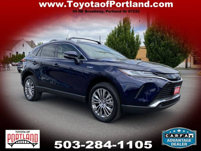 2021 Toyota Venza for sale in Portland, OR