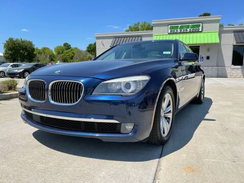 2011 BMW 7 Series for sale at Cross Motor Group in Rock Hill SC
