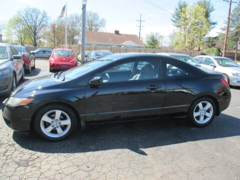 2007 Honda Civic for sale at Home Street Auto Sales in Mishawaka IN