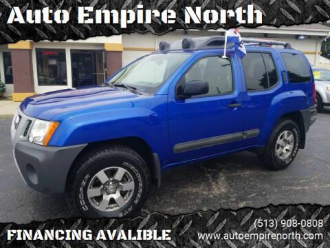 2012 Nissan Xterra for sale at Auto Empire North in Cincinnati OH