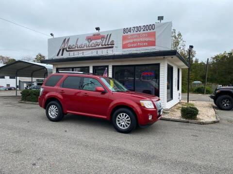 2010 Mercury Mariner for sale at Mechanicsville Auto Sales in Mechanicsville VA