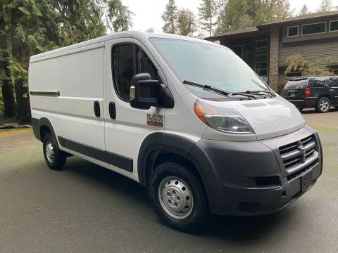 2016 RAM ProMaster Cargo for sale at AC Enterprises in Oregon City OR