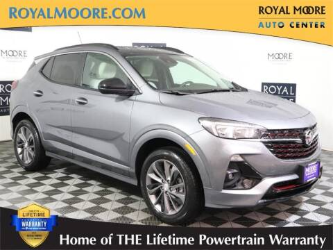 2020 Buick Encore GX for sale at Royal Moore Custom Finance in Hillsboro OR