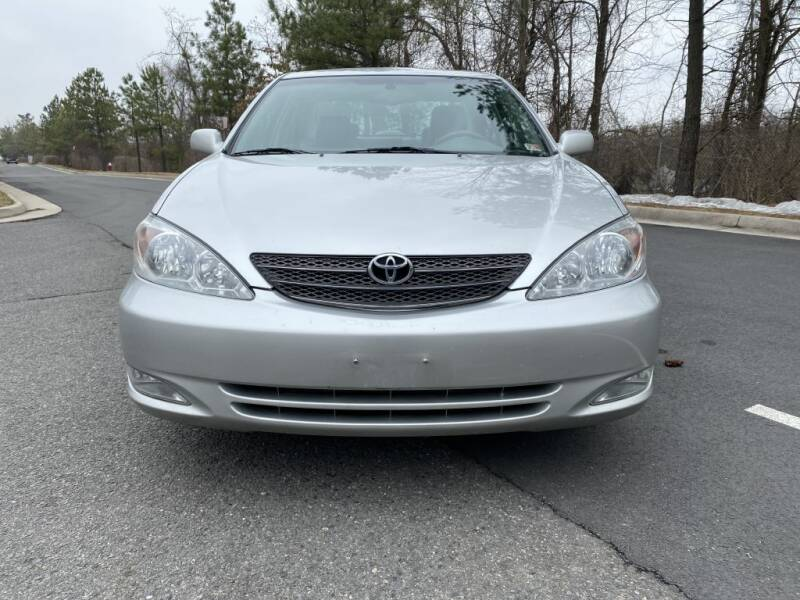 2004 Toyota Camry for sale at PM Auto Group LLC in Chantilly VA