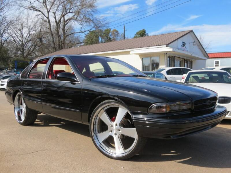 1995 Chevrolet Impala for sale at Diego Auto Sales #1 in Gainesville GA