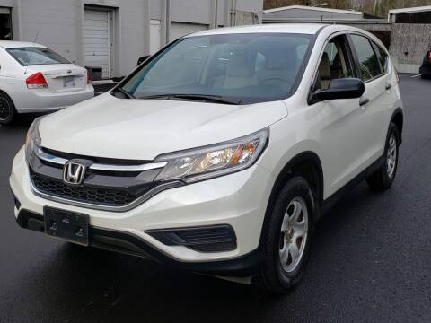 2016 Honda CR-V for sale at Halo Motors in Bellevue WA