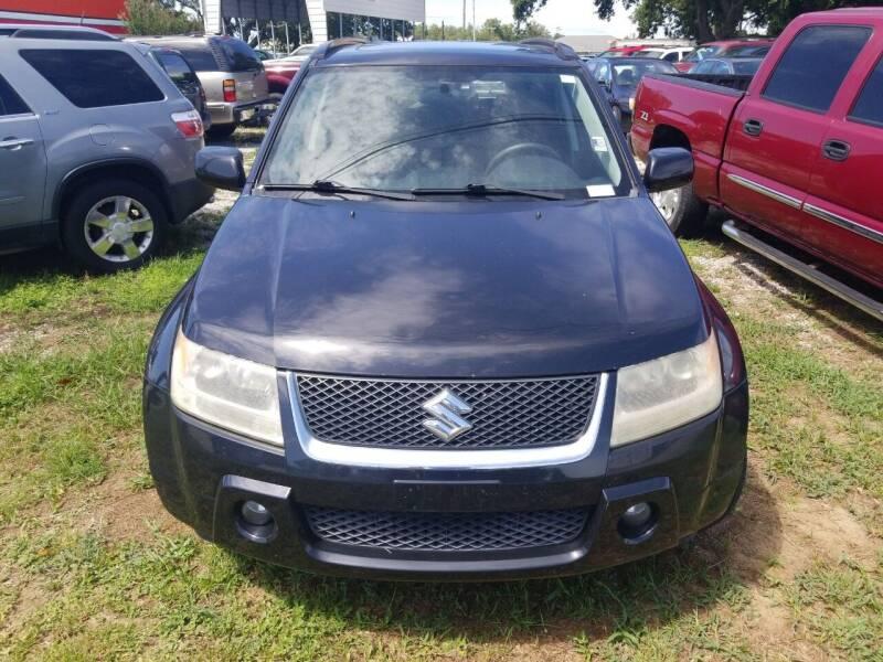 2008 Suzuki Grand Vitara for sale at Webb's Automotive Inc 11 in Morehead City NC