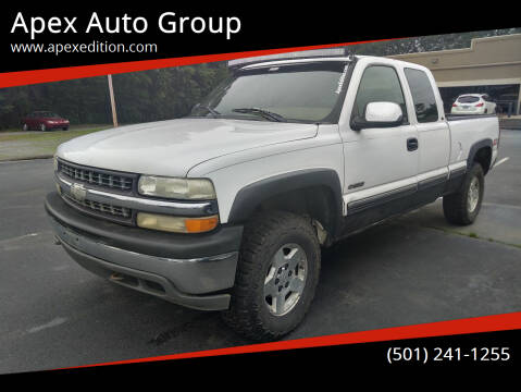 2000 Chevrolet Silverado 1500 for sale at Apex Auto Group in Cabot AR