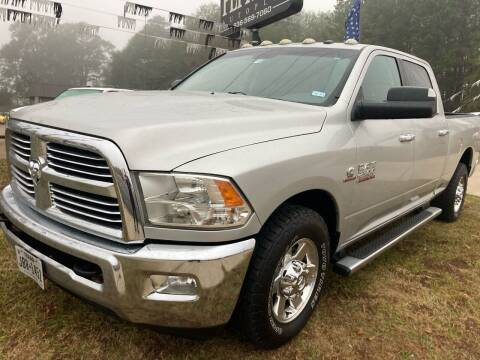 2013 RAM Ram Pickup 2500 for sale at Peppard Autoplex in Nacogdoches TX