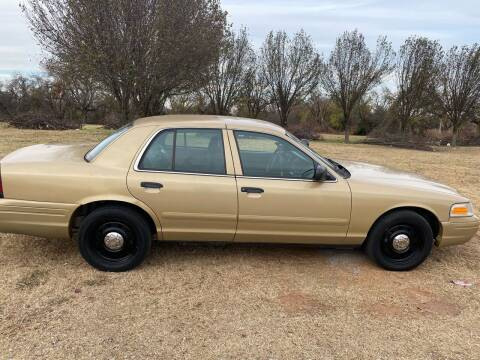 2008 Ford Crown Victoria for sale at NOTE CITY AUTO SALES in Oklahoma City OK