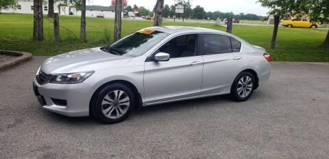 2013 Honda Accord for sale at Elite Auto Sales in Herrin IL