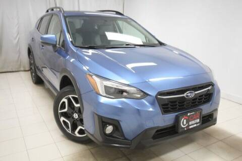 2018 Subaru Crosstrek for sale at EMG AUTO SALES in Avenel NJ