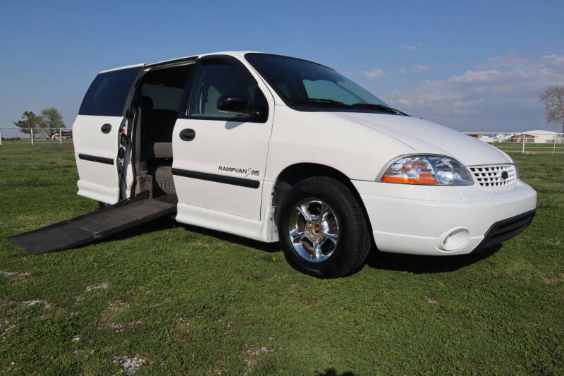 2003 Ford Windstar for sale at Liberty Truck Sales in Mounds OK
