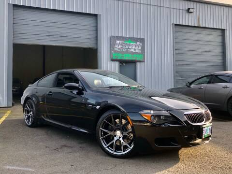 2007 BMW M6 for sale at DASH AUTO SALES LLC in Salem OR