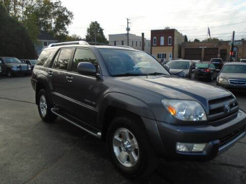 2003 Toyota 4Runner for sale at NORTHLAND AUTO SALES in Dale WI