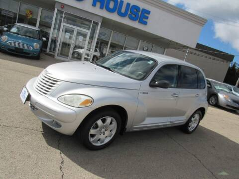 2003 Chrysler PT Cruiser for sale at Auto House Motors in Downers Grove IL