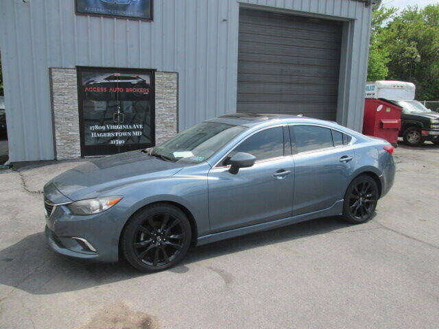 2014 Mazda MAZDA6 for sale at Access Auto Brokers in Hagerstown MD