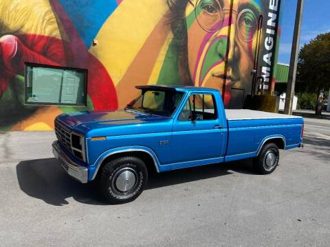 1982 Ford F-100 for sale at BIG BOY DIESELS in Ft Lauderdale FL