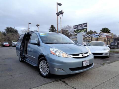 2008 Toyota Sienna for sale at Save Auto Sales in Sacramento CA