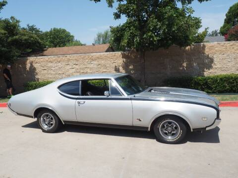 1968 Oldsmobile 442 for sale at Grubbs Motorsports & Collision in Garland TX