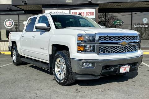 2015 Chevrolet Silverado 1500 for sale at Michaels Auto Plaza in East Greenbush NY