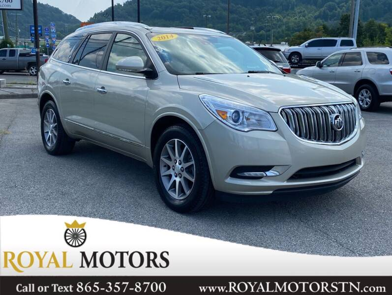 2014 Buick Enclave for sale at ROYAL MOTORS LLC in Knoxville TN