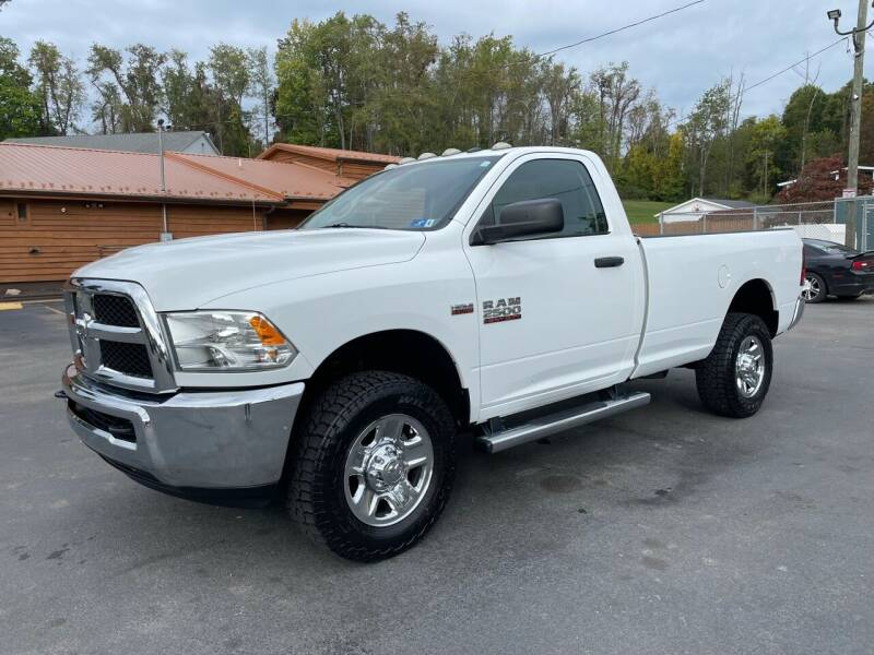 2015 RAM Ram Pickup 2500 for sale at Twin Rocks Auto Sales LLC in Uniontown PA